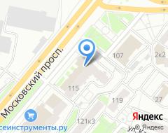 Компания АКБ Пробизнесбанк центр по обслуживанию малого и среднего бизнеса на карте города