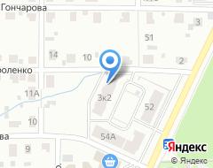 Компания СК Прогресс на карте города