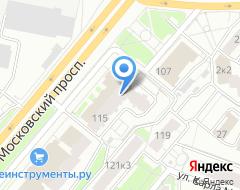 Компания Яростроим на карте города