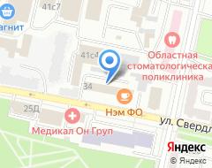 Компания Ай+Ти на карте города