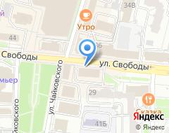 Компания Морозов и партнеры на карте города