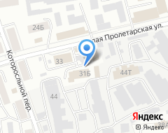 Компания Адвокатский кабинет Баранова А.В. на карте города
