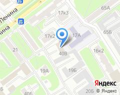 Компания ИНК поток на карте города