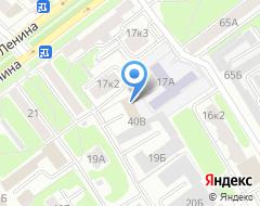 Компания Благострой на карте города
