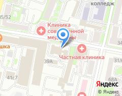 Компания Химпромпроект на карте города
