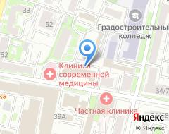 Компания НАЛОГОВИЧКА на карте города