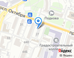 Компания Мастер ГОСТ на карте города