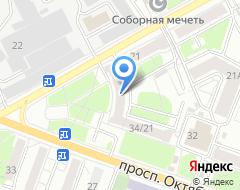 Компания Нотариус Шинакова Ю.В на карте города
