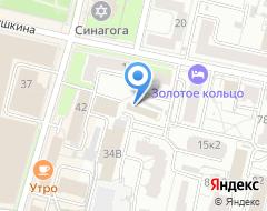 Компания ПромОборудование на карте города