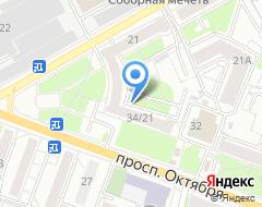 Компания Нотариус Шинакова Ю.В. на карте города