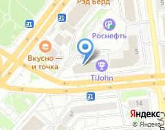 Компания Найди кредит на карте города