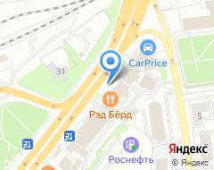 Компания BONO на карте города