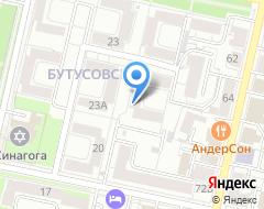 Компания Решение на карте города