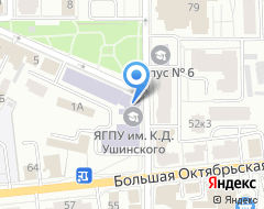 Компания АНТ на карте города
