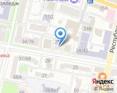 Компания ЮРИДИЧЕСКИЙ ЦЕНТР ПРАВОСУДИЕ на карте города