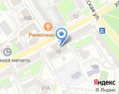 Компания Русский Регистр на карте города