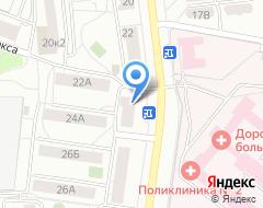 Компания Золотой ломбард на карте города