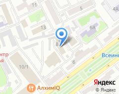 Компания Статский СоветникЪ на карте города