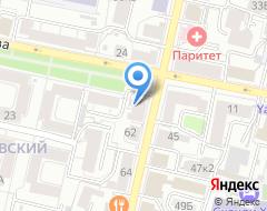Компания ОСТБРОКЕР на карте города