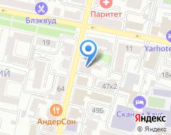 Компания Шолохов и Ко на карте города