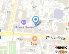 Компания АКБ Связь-Банк, ПАО на карте города