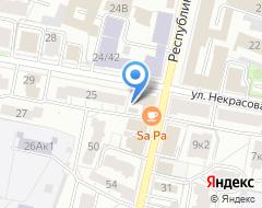 Компания Ярославская оценочная компания на карте города