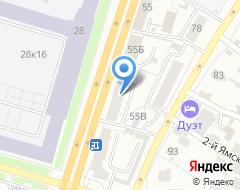 Компания Мосплитка на карте города