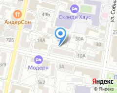 Компания Опора на карте города