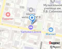 Компания СтройЭнергоИнвест на карте города