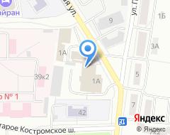 Компания Дома Захарова на карте города