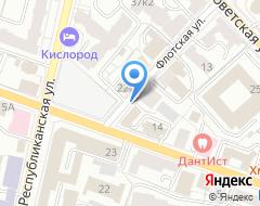 Компания Руф Стайл Констракшен на карте города
