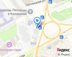 Компания Срочноденьги на карте города