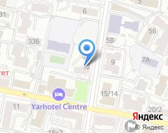 Компания Советская слобода на карте города