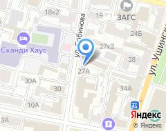 Компания ЯринтерЦентр на карте города