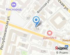 Компания Прайм на карте города