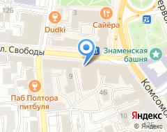 Компания Живые деньги на карте города