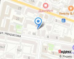 Компания Mirax-строй на карте города