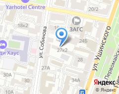 Компания Гео на карте города