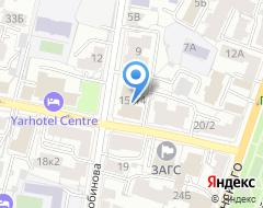 Компания Курс на ДОВЕРИЕ на карте города