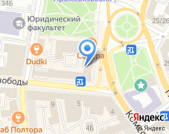 Компания Experto Credite на карте города