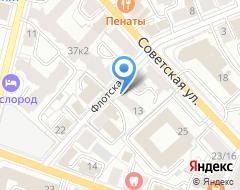 Компания Адвокатский кабинет Чеботова В.В. на карте города