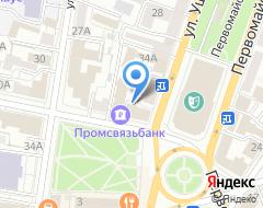 Компания Лукойл-Гарант негосударственный пенсионный фонд на карте города