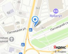 Компания Самсон на карте города