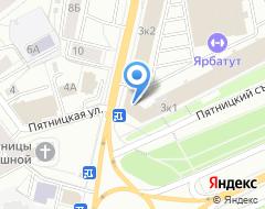 Компания ГНК на карте города