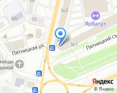 Компания Гудвил на карте города