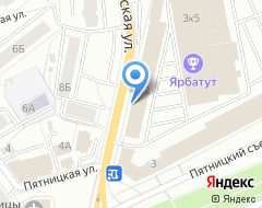Компания Нотариус Безбородкина Е.Н на карте города