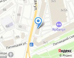 Компания Нотариус Безбородкина Е.Н. на карте города