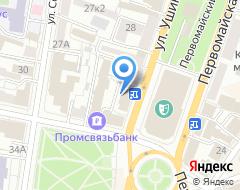 Компания Адвокатская фирма Спивак С.М на карте города