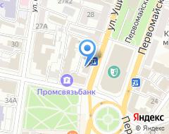 Компания Шалаев и Спивак на карте города