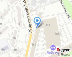 Компания Аконит-эко на карте города